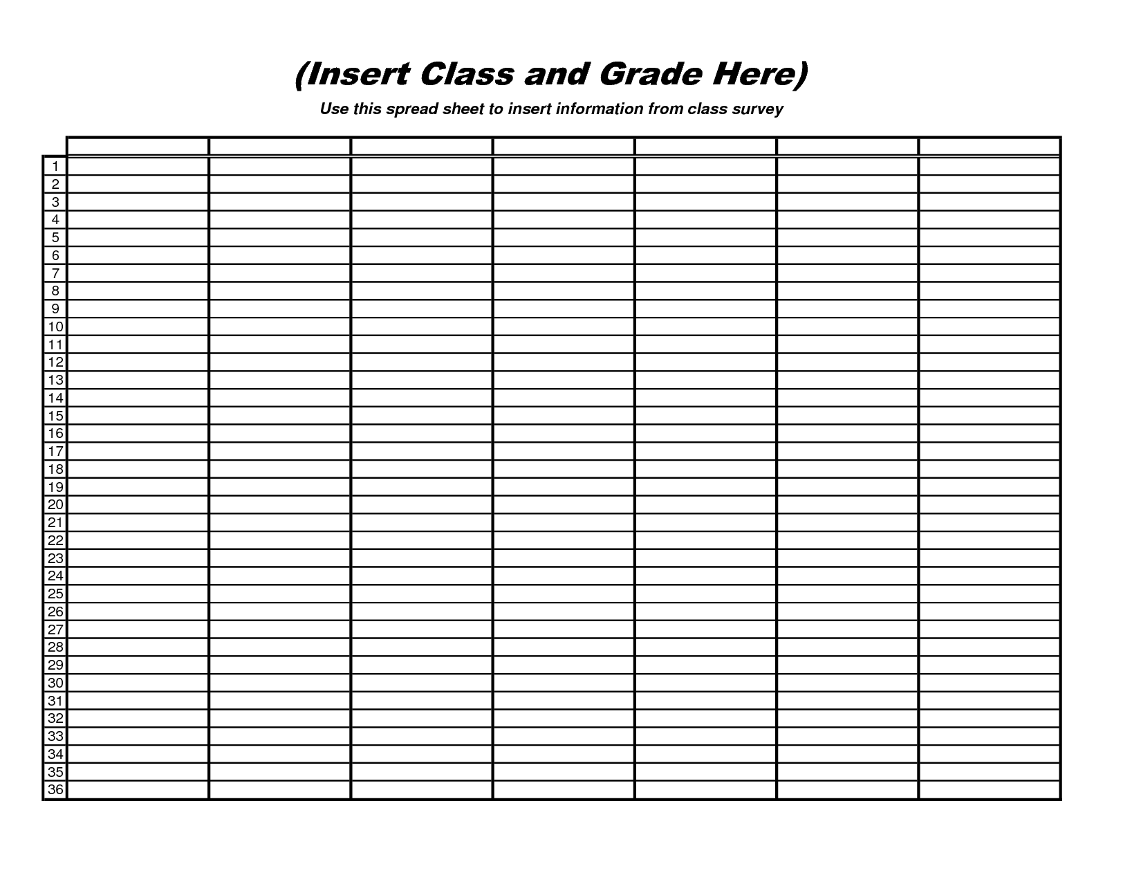 Sheet Printable Images Gallery Category Page 1