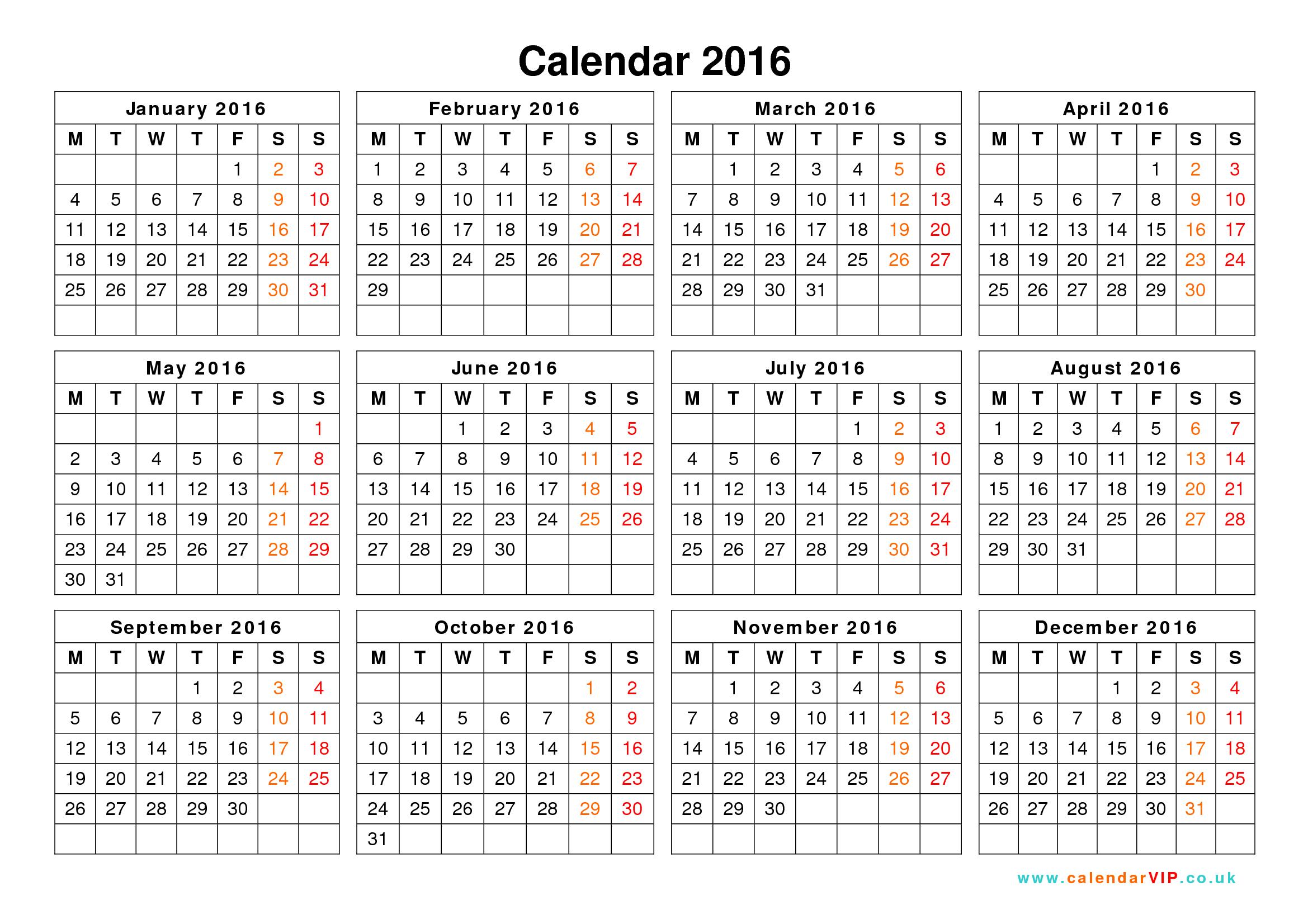 6 Best Images Of Calendar Printable
