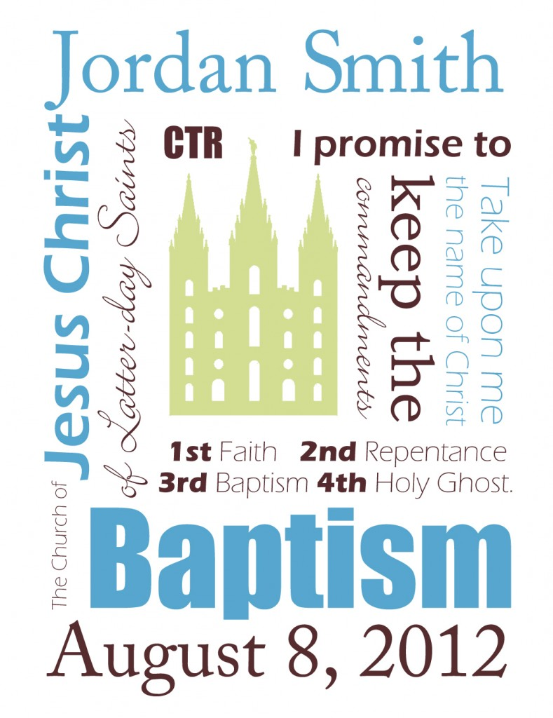 7 Best Images Of Baptism LDS Printable Word Search