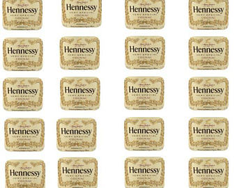 Hennessy Label Template Printable Label Templates