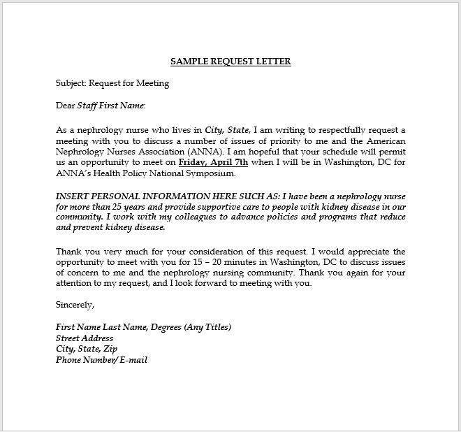 meeting request letter template 04