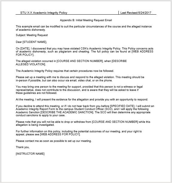 meeting request letter template 05