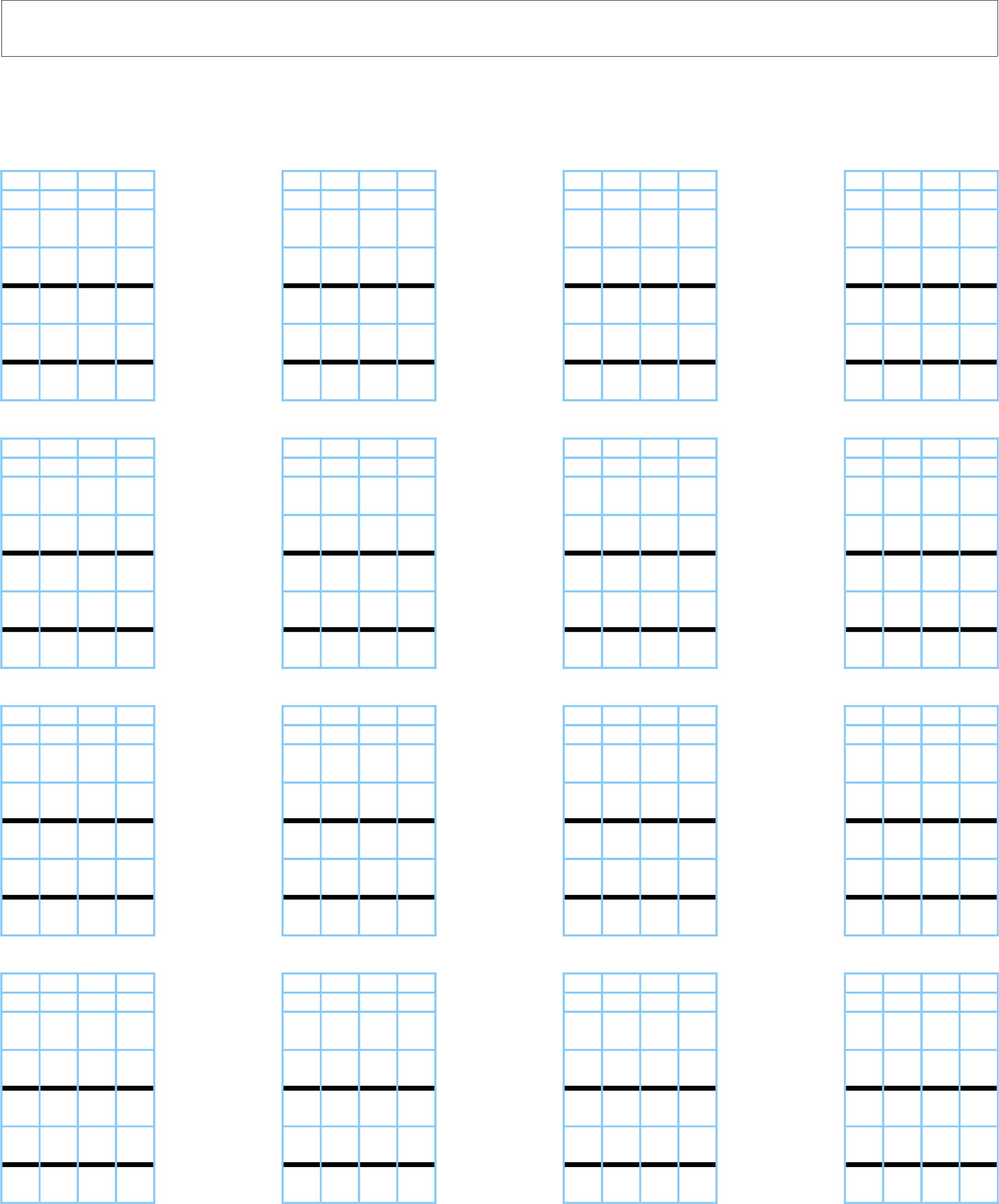 Multiplication Worksheets On Graph Paper