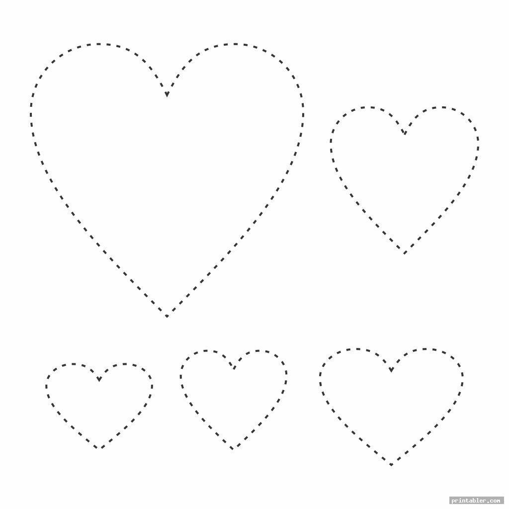 Valentine Day Printable Worksheets
