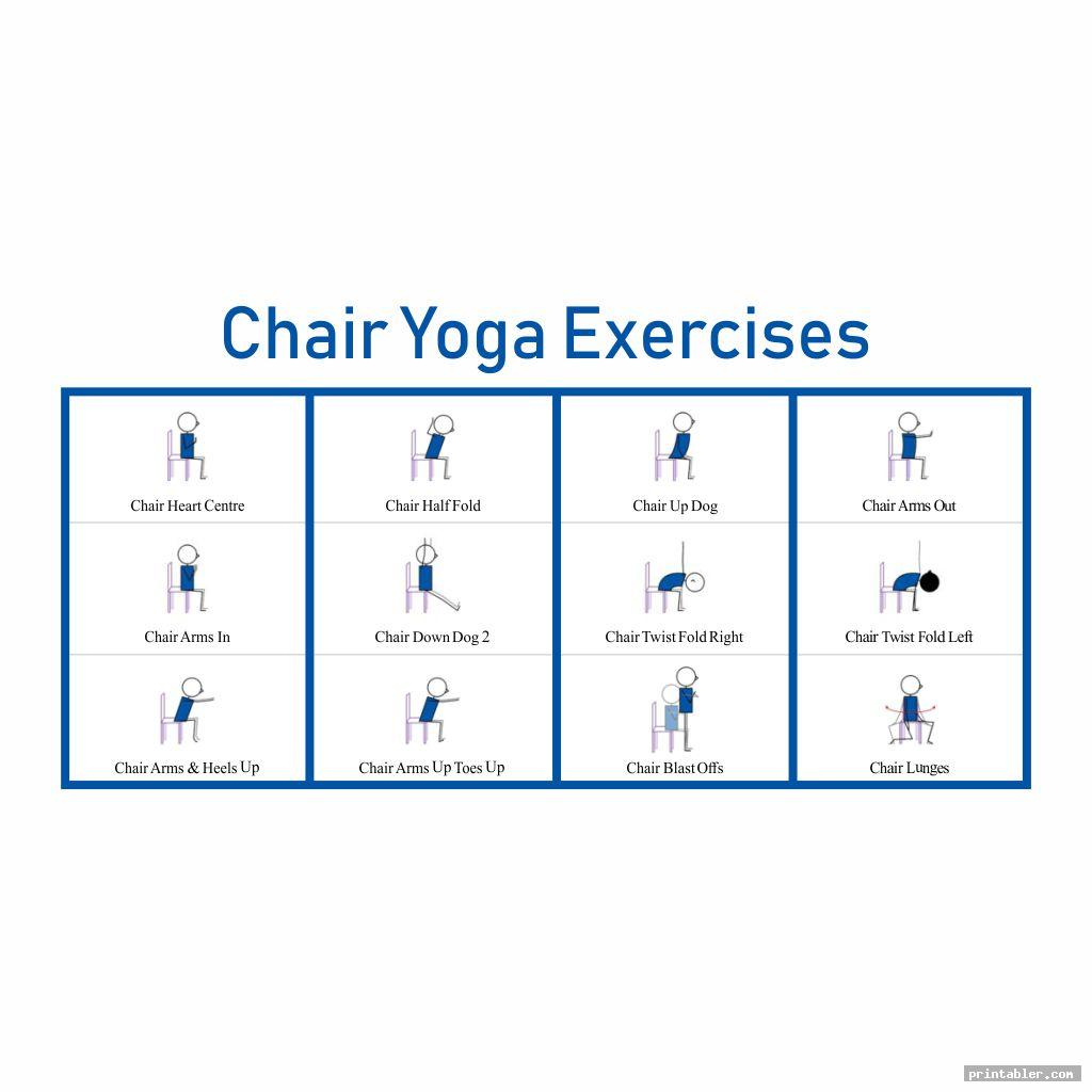 Chair Exercises Worksheet Printable Worksheets And Activities For Teachers Parents Tutors And Homeschool Families