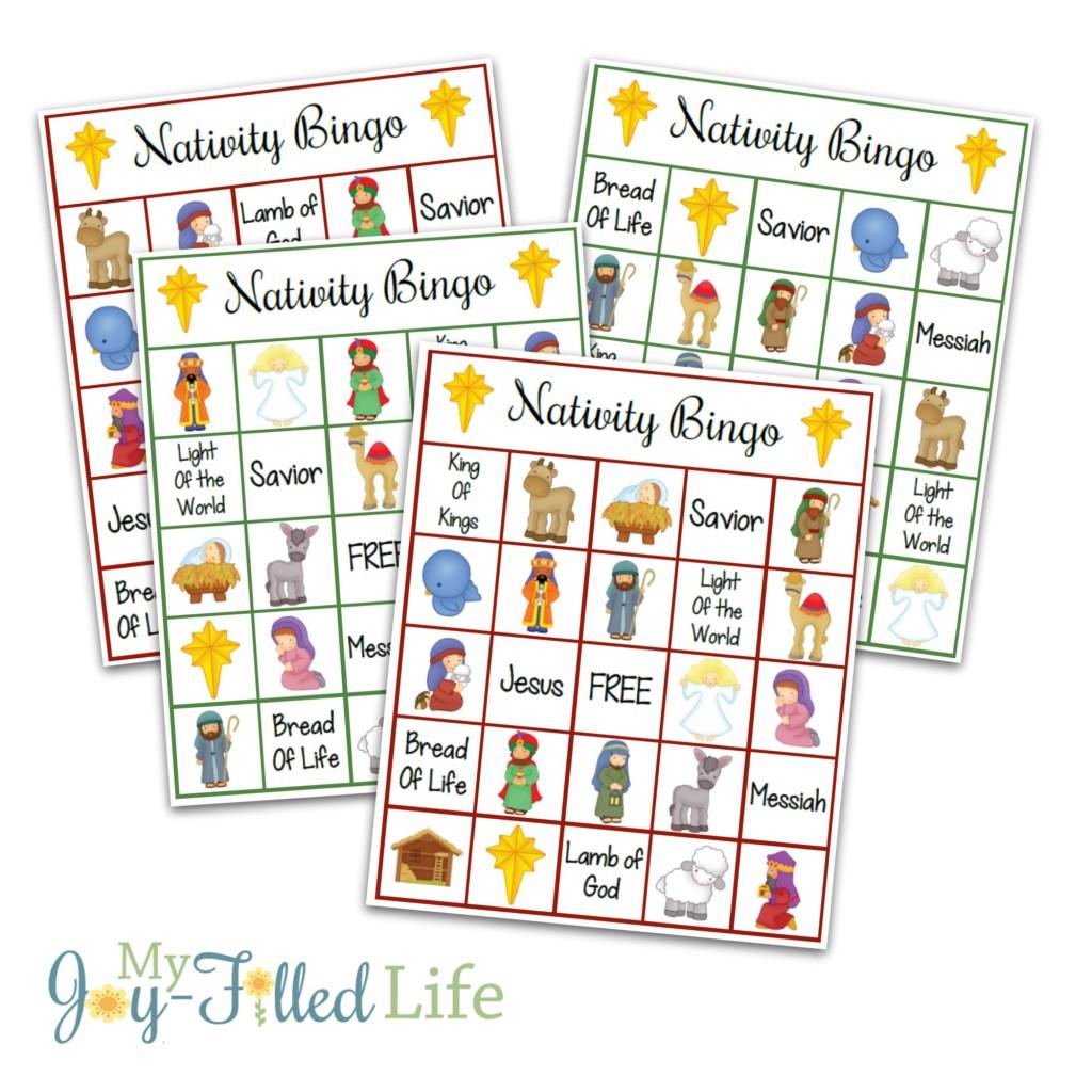 10 Free Last Minute Printable Stocking Stuffer Games