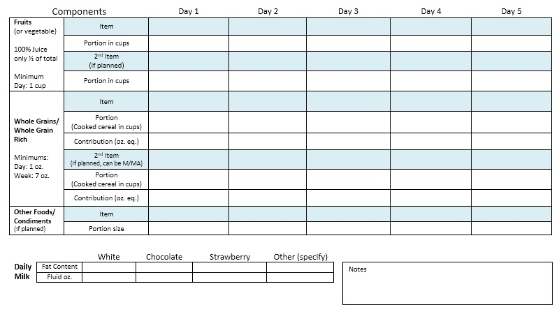 Here Is Preview Of Another Sample Breakfast Menu Template Created Using MS  Word,