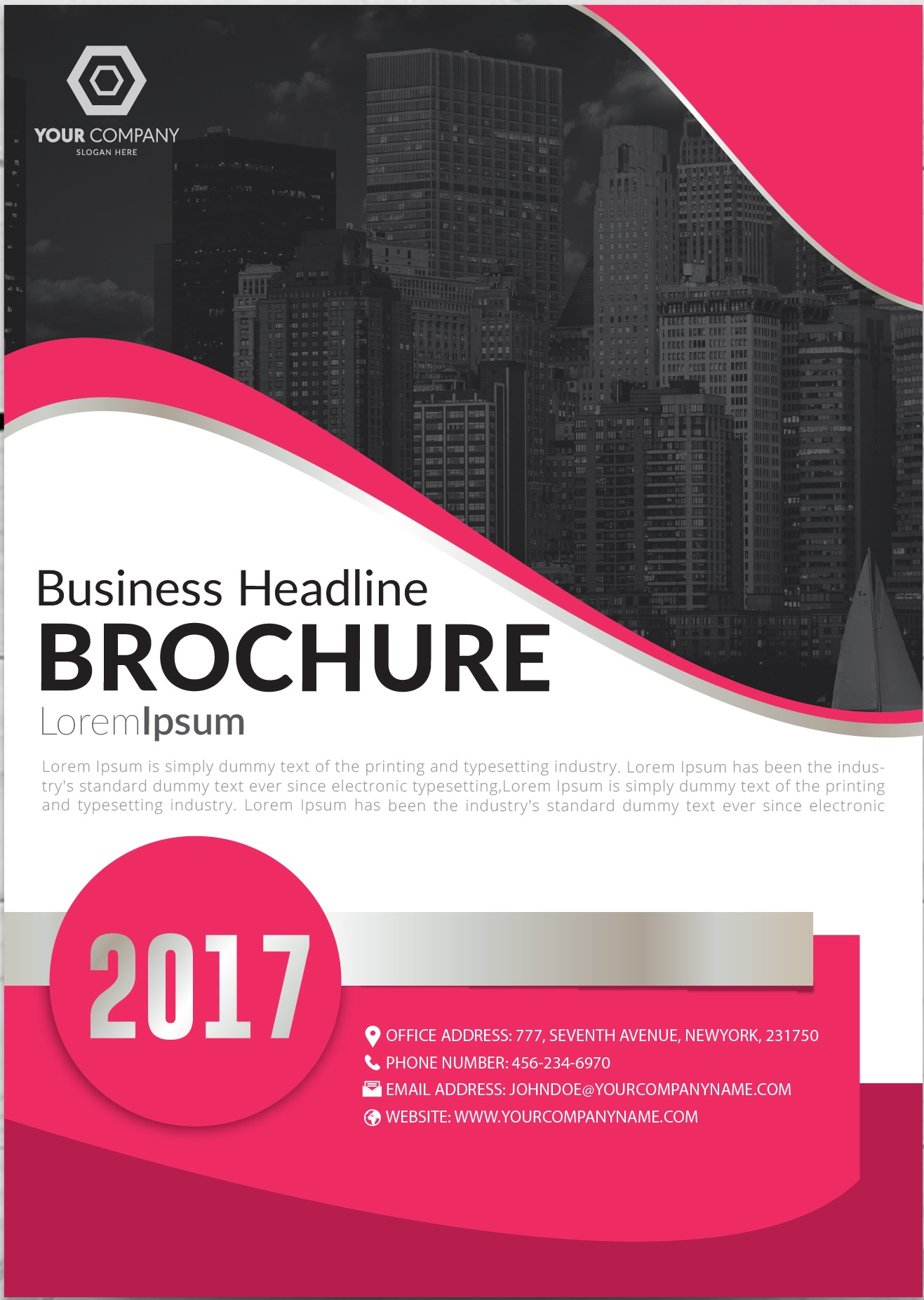 another word for brochure
