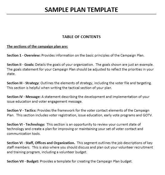 here is preview of another sample power plan proposal template created using ms word