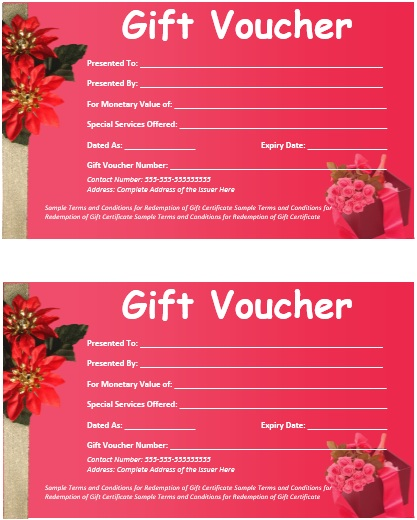 Nice 8 Free Sample Prize Voucher Templates Intended For Prize Voucher Template