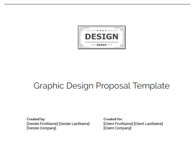 Free Sample Creative Work Proposal Templates  Printable Samples