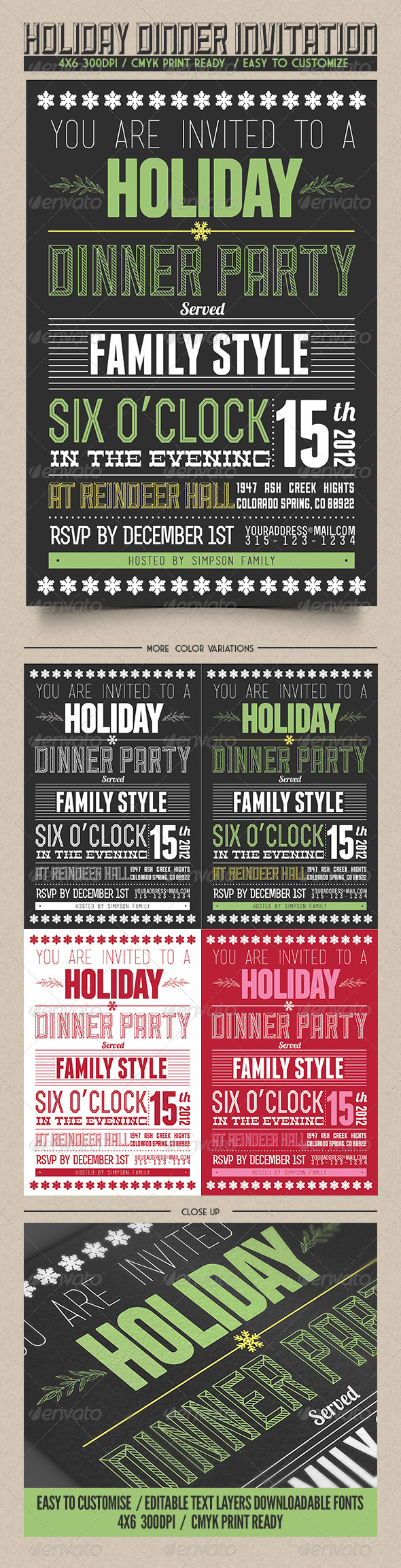 company holiday party invitation templates - Picture Ideas References