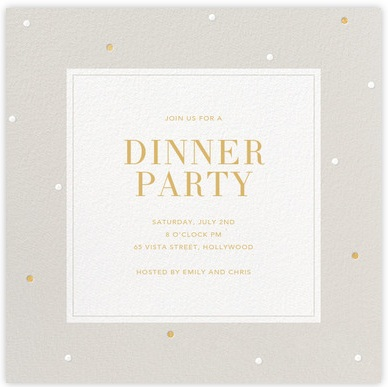 12 free sample dinner invitation card templates printable samples here is preview of another sample dinner invitation card template in jpeg format stopboris Gallery