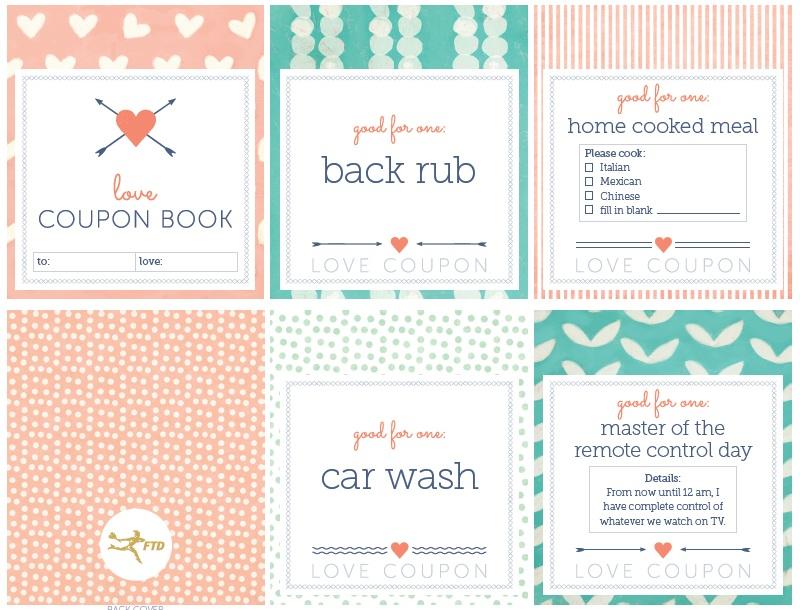 12 Free Sample Coupon Book Templates - Printable Samples