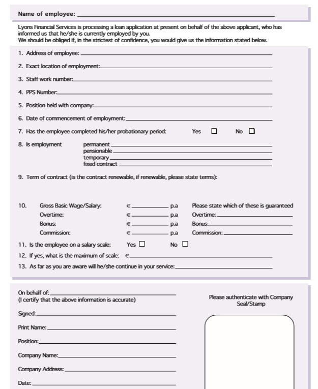 Here Is Preview Of Another Sample Income Certificate Template In PDF Format,