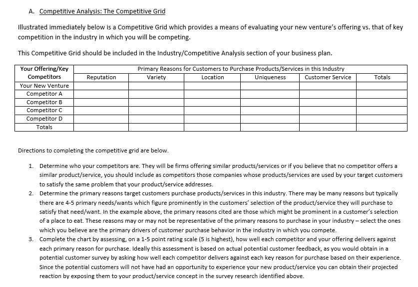 9 free sample industry analysis sheet templates printable samples here is preview of another sample industry analysis sheet template created using ms word pronofoot35fo Gallery