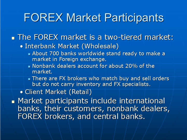 Forex example