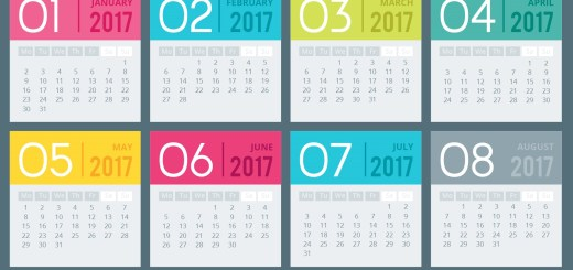 10 Free Sample Printable Calendar Templates For 2018 – Printable