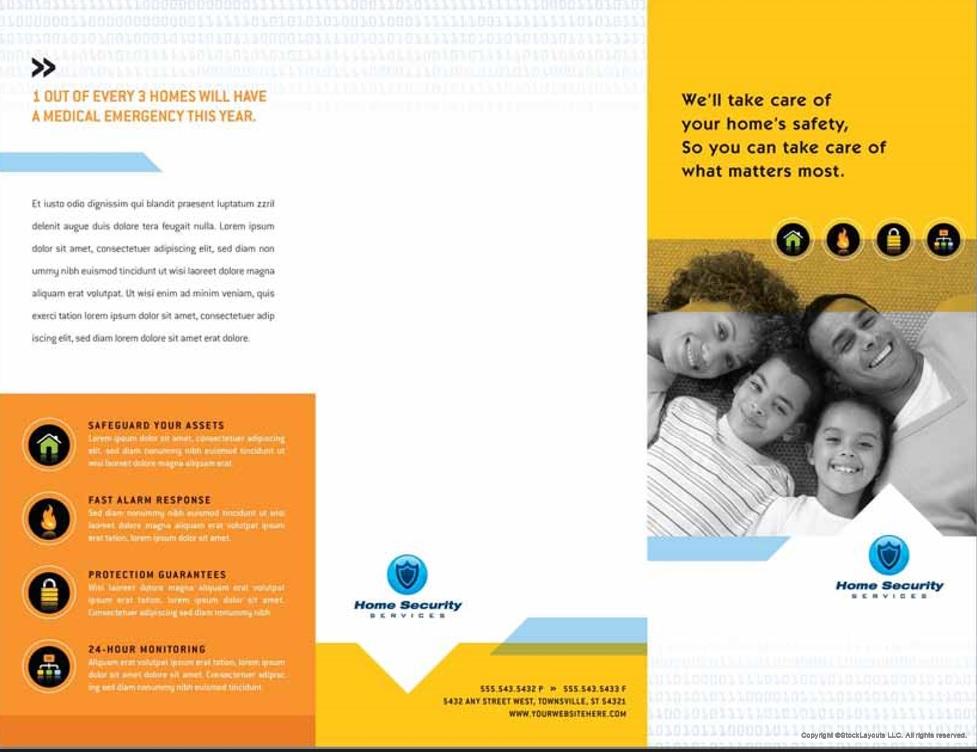 sample brochure