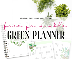 Bullet Journal Printables - Printables and Inspirations