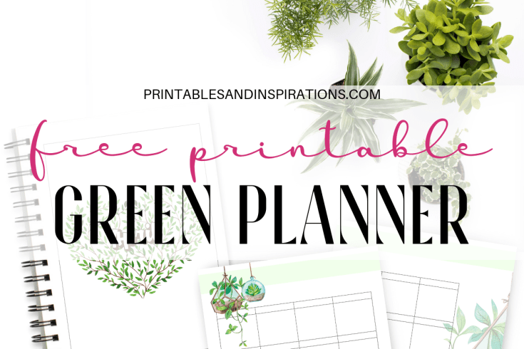 Half Size / A5 Planners Archives - Printables and Inspirations