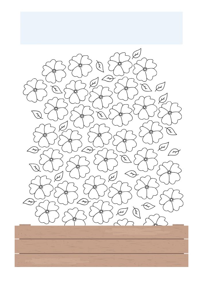 Mood tracker printable pdf - Free printable mood tracker with flowers #freeprintable #moodtracker #bulletjournal #digitalplanner #printablesandinspirations