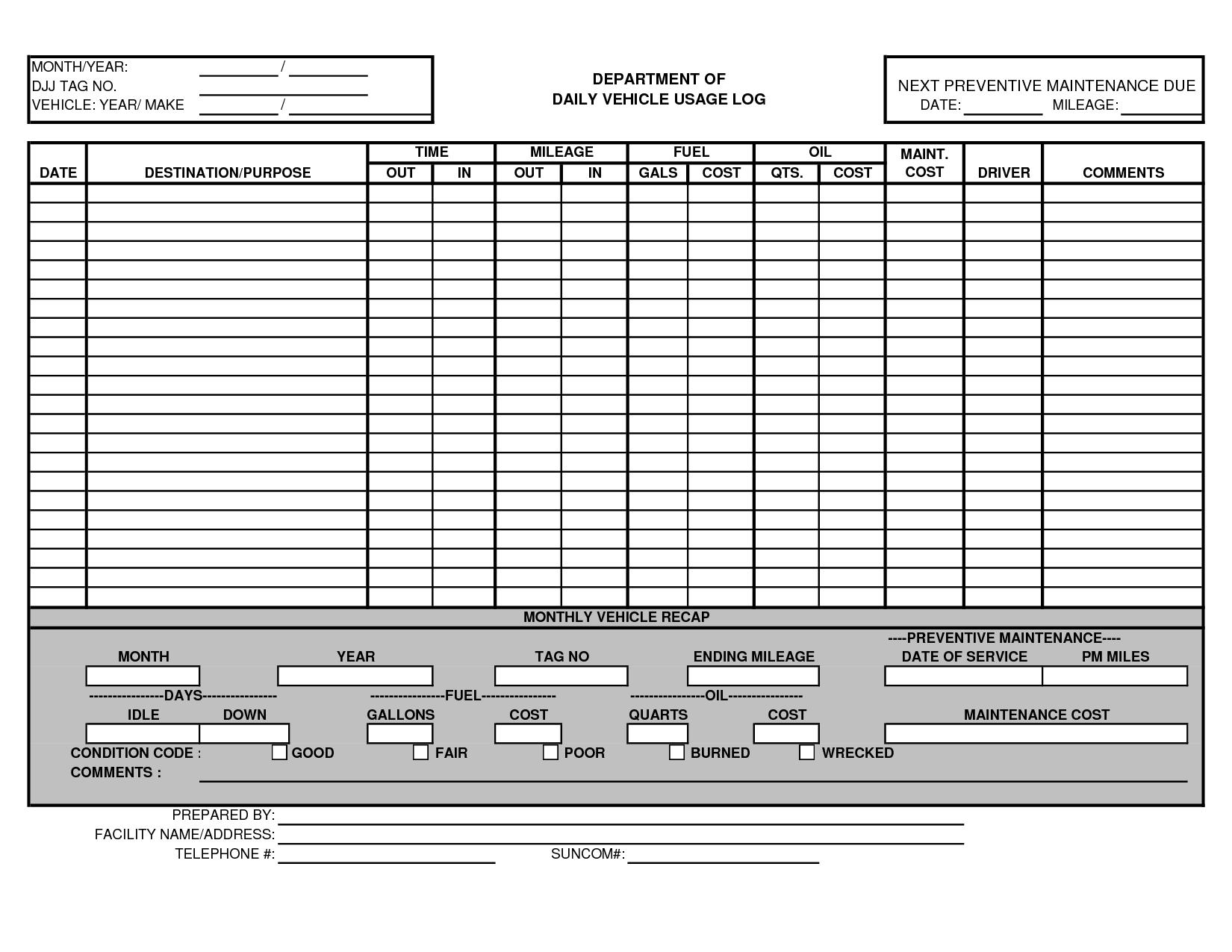 Fleet Services Vehicle Repair Worksheet Printable Worksheets And Activities For Teachers Parents Tutors And Homeschool Families