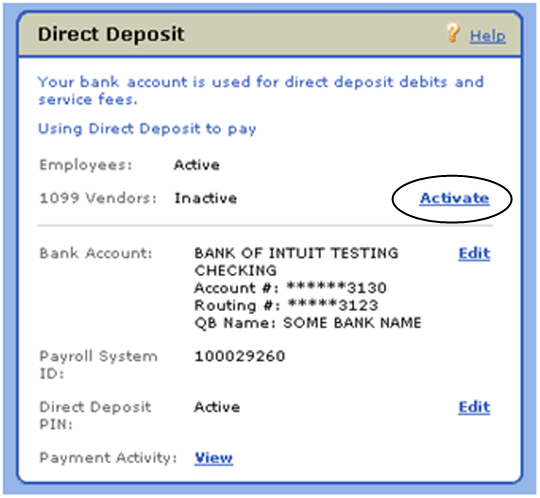 5+ Intuit Direct Deposit Authorization Form Free Download!!