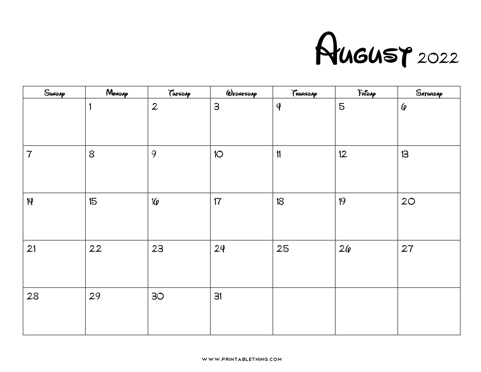The spruce / lisa fasol these free, printable calendars for 2021 won't just keep you organized; 20+ August 2022 Calendar | Printable, PDF, US Holidays, Blank