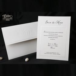 Erdem Invitation Card 50524