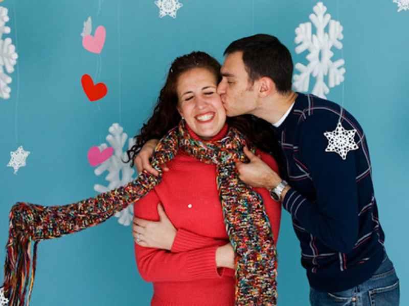 Tổ chức tiệc giáng sinh tiệc noel với dịch vụ chụp ảnh Printaphy Photobooth