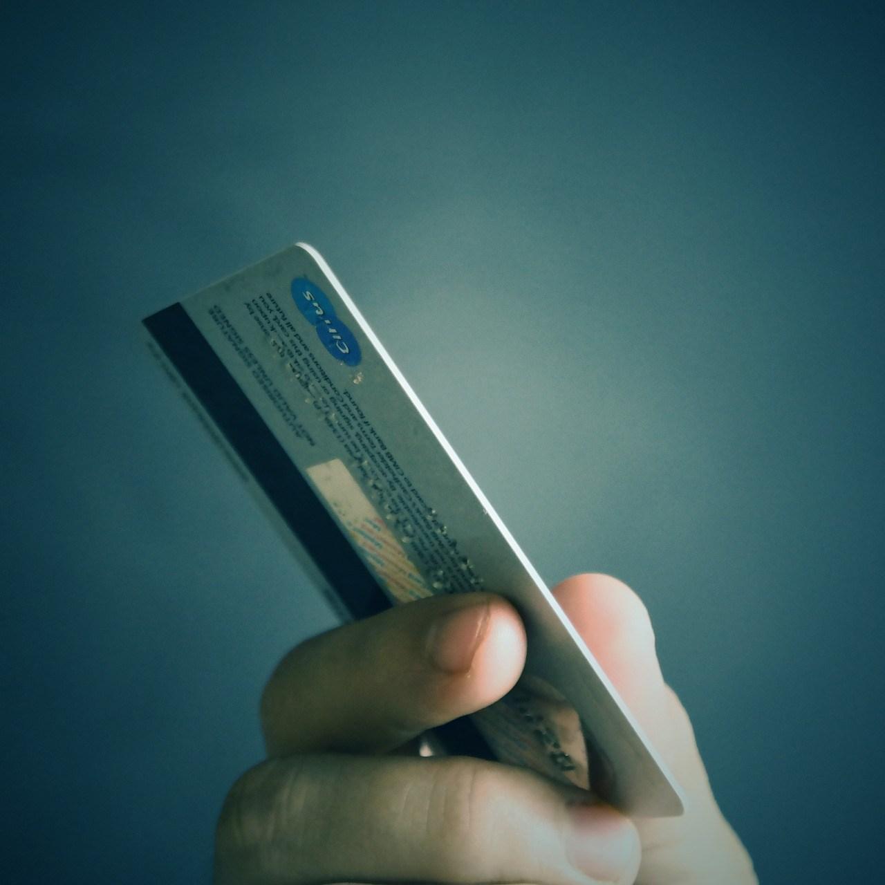 betalingskort-tryk