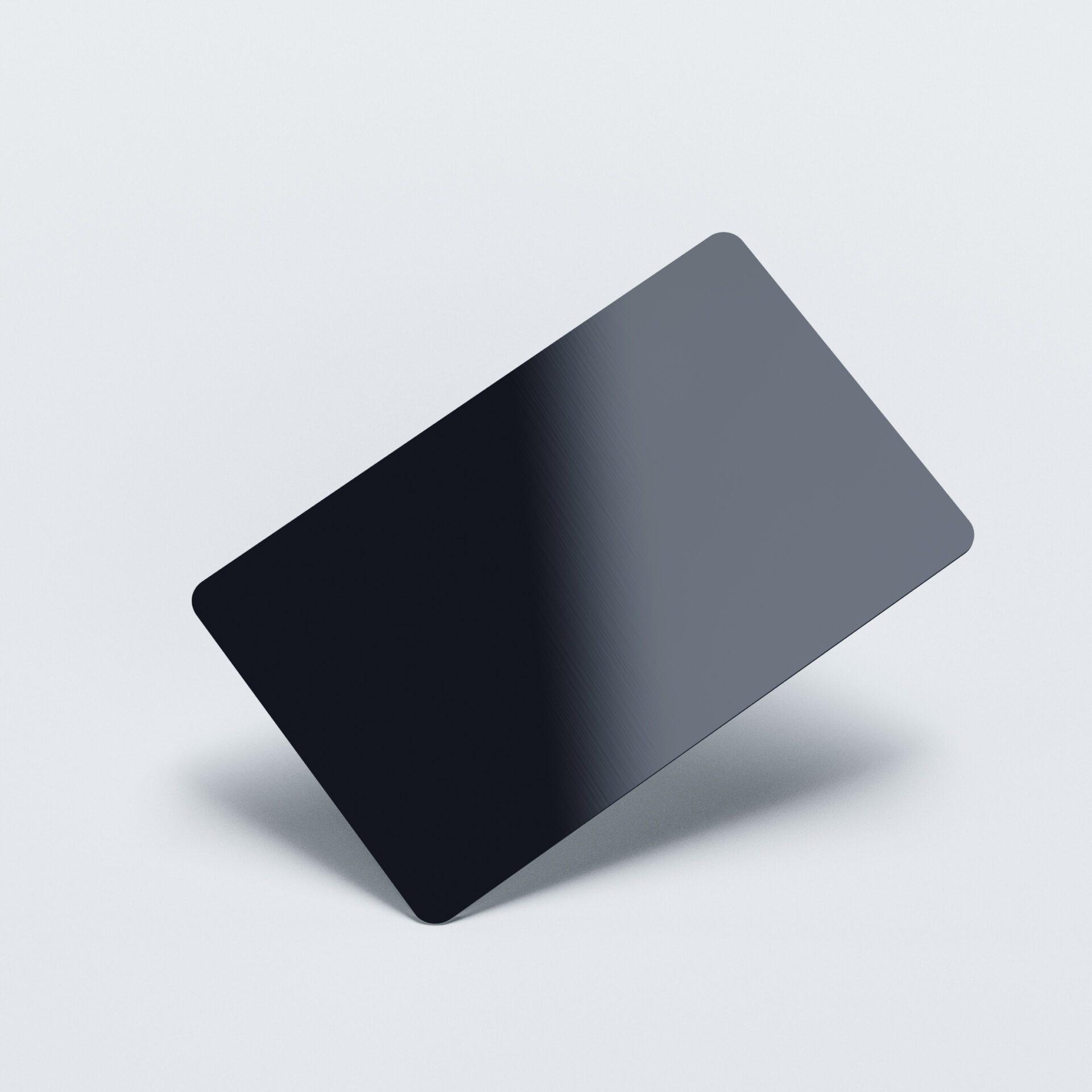 sort-plastik-kort-med-tryk