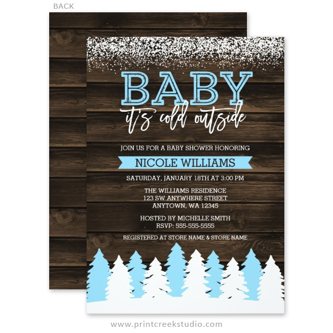 Print Home Save Date Cards