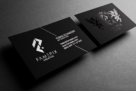 Creative Business Cards Designs For Your Inspiration     1  Art Director Card