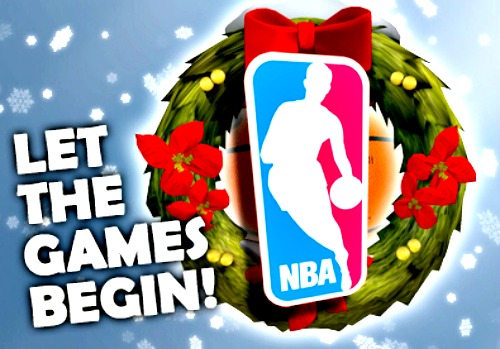 HKP'S annual NBA on XMAS Day 2015 Thread