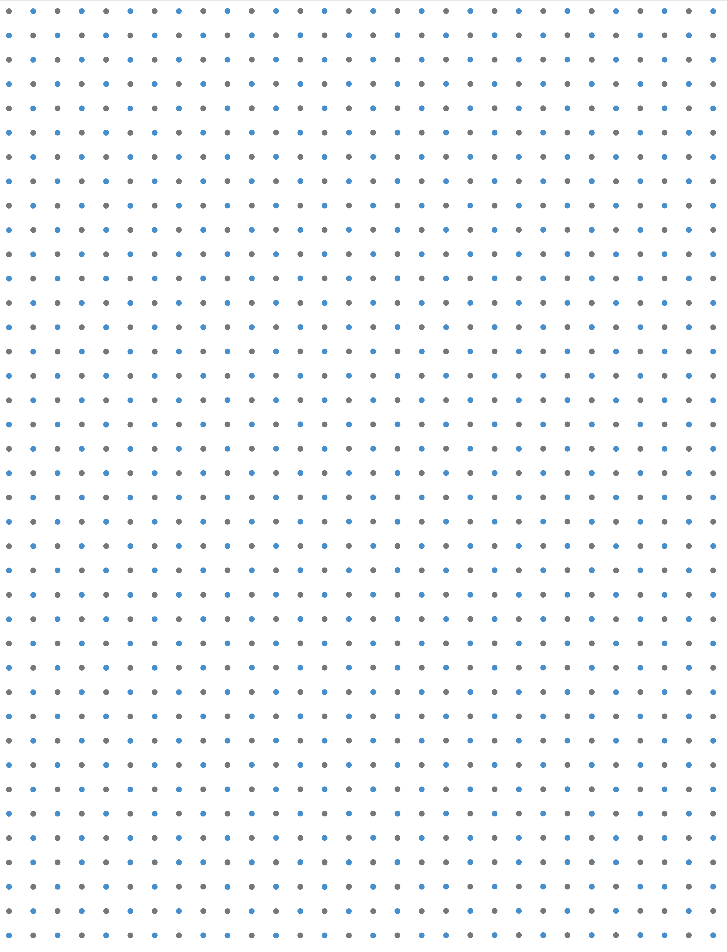 Free Printable Dot Grid Paper With And Without Background