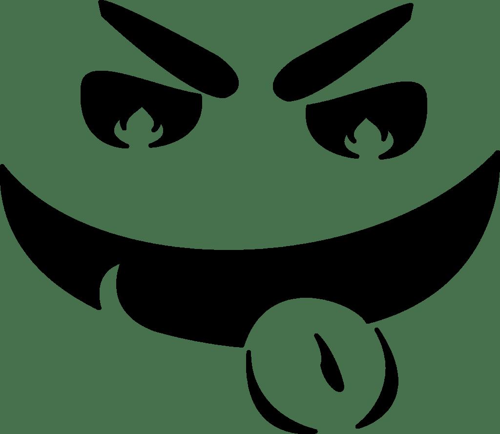 easy printable pumplin stencil