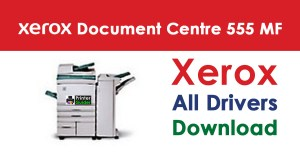 Xerox Document Centre 555 Multifunction System Driver Download