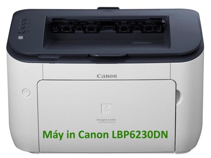 Máy in 2 mặt Laser Canon imageCLASS LBP6230DN