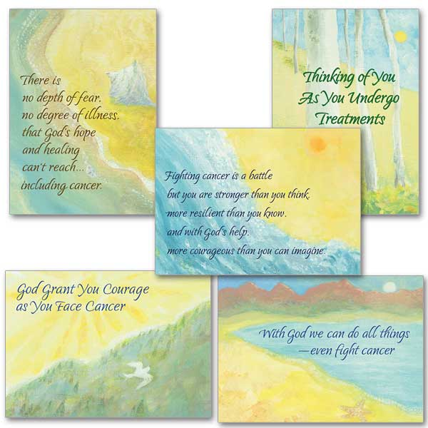 Courage For Each Day Serious Illness Assortment