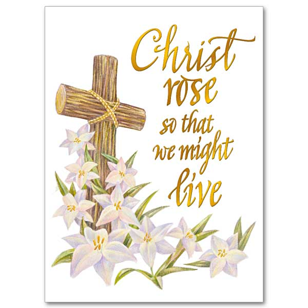 New Life, New Joy: Easter Card