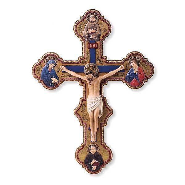 Misericordia Crucifix