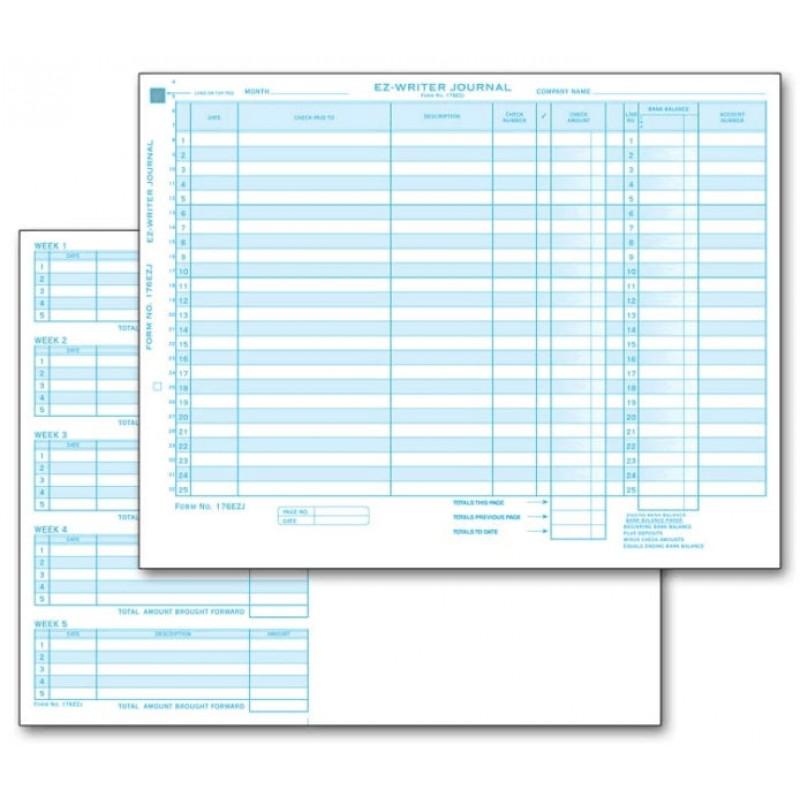 191nj Compact Sales Amp Cash Receipts Journals 191nj At