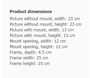 Your Ultimate Ikea Frame Photo Print Size Guide Print For Fun Blog