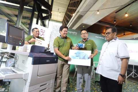 Astragraphia Luncurkan Mesin Production Printer  Fuji Xerox PrimeLink™ C9065 untuk Tingkatkan Daya Jual Produk UMKM