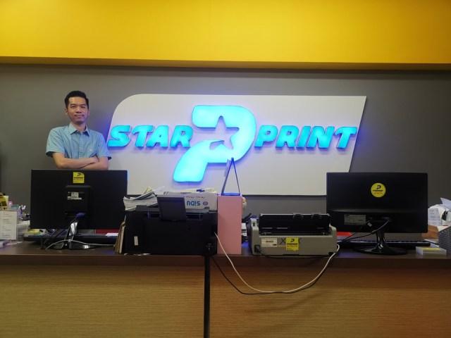 Profil STARPRINT, Percetakan Ternama Asal Kota Tarakan, Kalimantan Utara