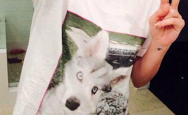 Koszulka z nadrukiem, Miley Cyrus, PrintIdea
