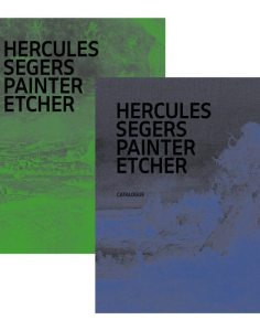 Cover of Huigen Leeflang and Pieter Roelofs, eds, Hercules Segers - Painter Etcher: A Catalogue Raisonne (Amsterdam: Rijksmuseum, 2017), 2 vols.