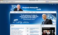 Thumbnail for Benjamin Netanyahu's campaign looks familiar